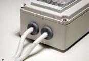 Kabeleinführung DX, TET, Kabeldurchführungen, Durchführungstüllen