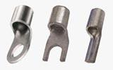 solderless-terminals, DIN 46234, fork-terminals, pin-type terminals