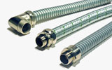 Protective metal and plastic conduits, Tubing, Hoses